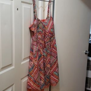 Cute multicolor dress